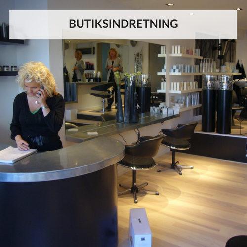 BUTIKSINDRETNING -SIMONNE.DK