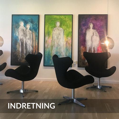 Indretning og kunst - SIMONNE.DK