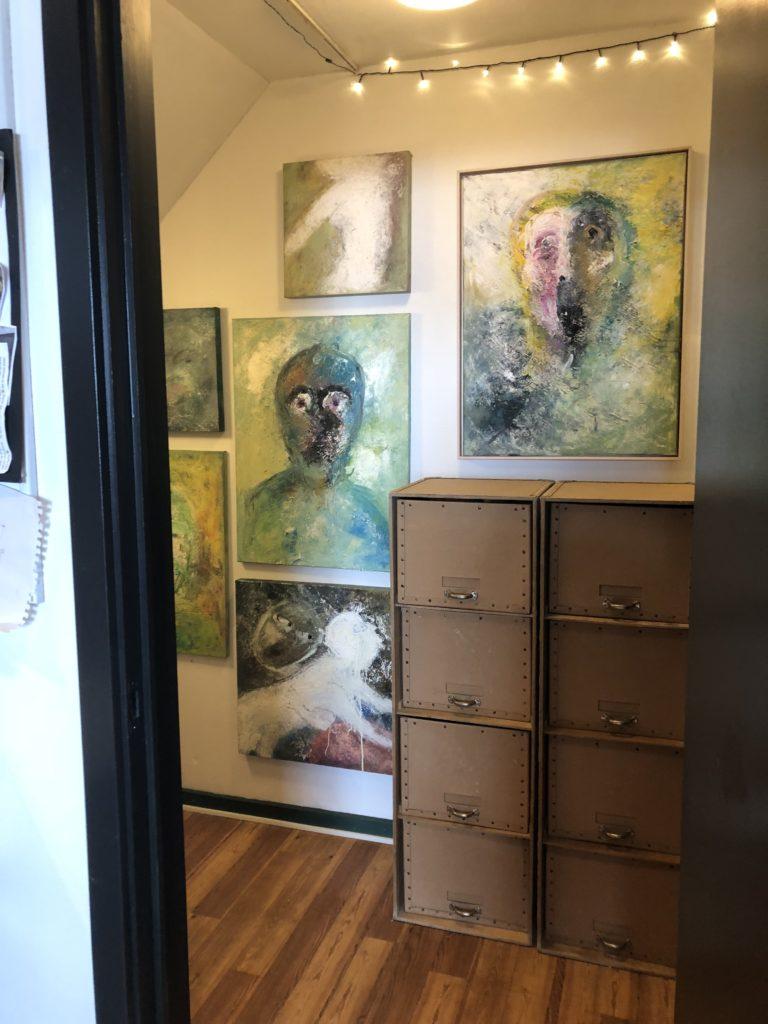 Galleri og værksted - SIMONNE