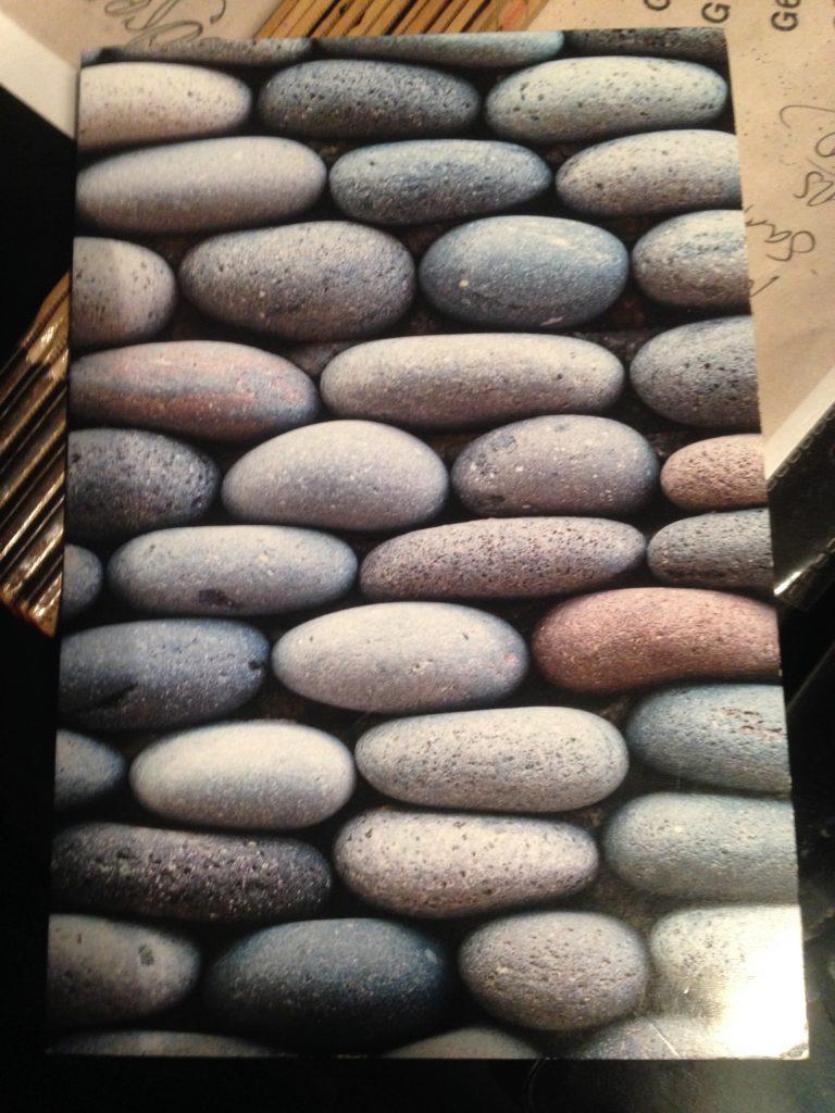 Postkort til maleri Lene og Lars Glerup - SIMONNE.DK