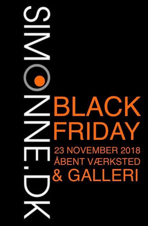 Black Friday 2018 - SIMMONNE.DK