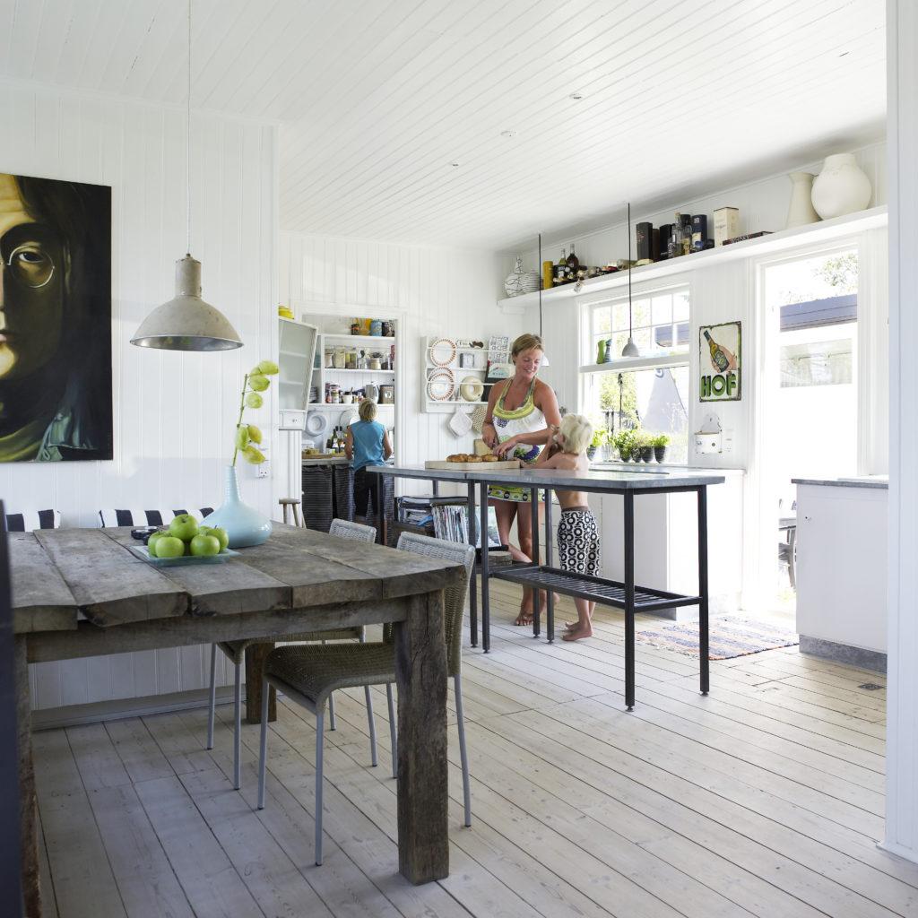 Sommerhus Stillinge Strand - SIMONNE.DK