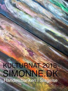 Kulturnat 18 plakat - SIMONNE.DK